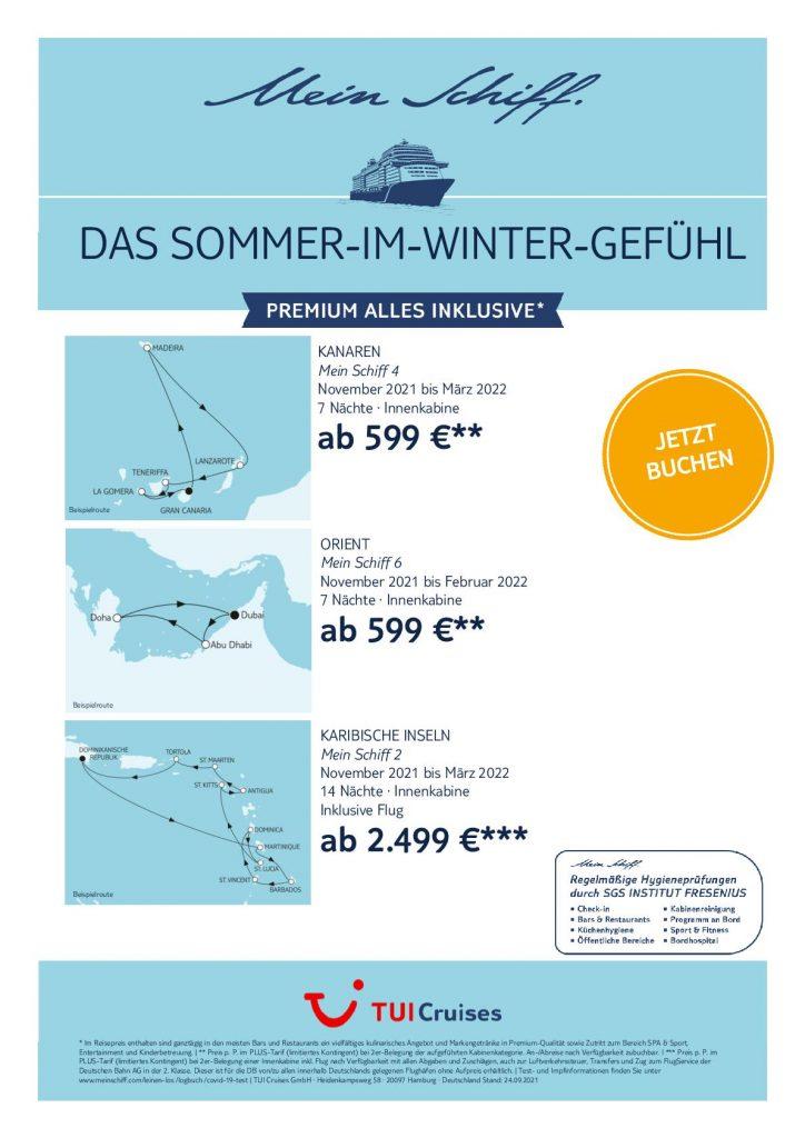 TUICruises Winter 2021/22